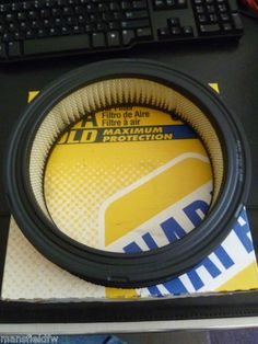 You are buying one NAPA Gold Air Filter. Model #6094.