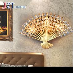 Find More Wall Lamps Information about T New Modern Creative Crystal Wall Lamps…