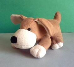 """Ideas para el hogar: Juguete de peluche """"Perro""""moldes y costuras incluye dos modelos"""