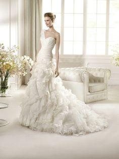 SAN PATRICK Capricho Talla 10 - De novia a novia