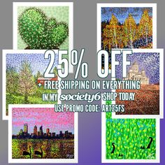 ...25% Off + Free Shipping on Everything at my Society6 webshop with Code ART25FS  Start: Wednesday, 7th Nov 2018 @ 12:00am PT  End: Wednesday, 7th Nov 2018 @ 11:59pm PT (Pacific Time) Note: Excludes furniture, new acrylic trays and boxes)   #society6 #shareyoursociety6 #artprints #artist #freeshipping #artlife #sale #artist_sharing #artlovers #giftideas #maketimeforart #freedelivery #hamptonstyle #artistlife #artoftheday #artist #supportart #society6artist