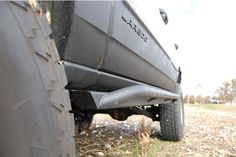 JcrOffroad, Inc. Grand Cherokee WJ Stage 3 Rock Sliders