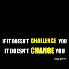 Doesn't challenge you