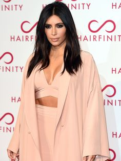 "Kim Kardashian, cul nu, veut ""casser l'Internet"""