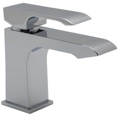 Rohl RCA2201LMAPC2 Caswell Single Hole Bathroom Faucet - Polished Chrome