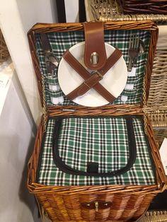 Cesta de picnic de The Welly Home modelo highlands