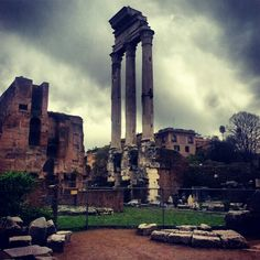 Visit Roman ruins