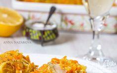 Запеченная треска под горчичным соусом | Кулинарные рецепты от «Едим дома!»
