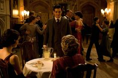 the Servant's Ball. . .tradition dictates that Thomas ask the Dowager to dance