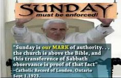 The vatican openly admits it. My authority is God and God alone. No one is above Him or His word.