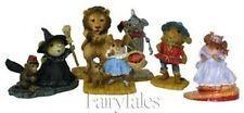 Wee Forest Folk Wonderful Wizard of Oz - 6 Piece Set
