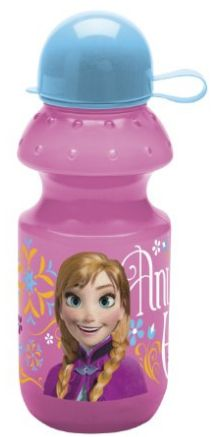 frozen waterbottle, Anna from the Dinsey Film Frozen #Frozen #Anna