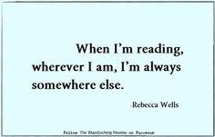 Quotable - Rebecca Wells
