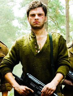 Sergeant James ''Bucky'' Barnes ♥