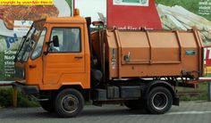Multicar Kommunal / Мультикар-мусоровоз