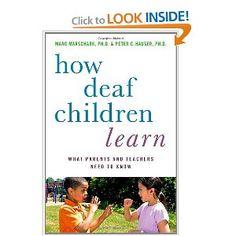 deaf like me summary essay