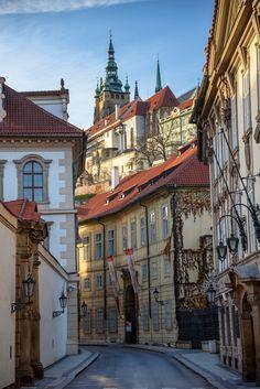 Prague, Czech Republic by bautisterias
