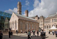 Nottingham Trent University: Newton and Arkwright Buildings | Hopkins