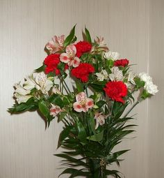 Wonderful idea for a bouquet