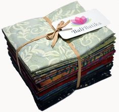 BaliBatiks Fat Quarter Bundles 20 Fat Quarters ** Continue to the product at the image link. (This is an affiliate link) Fat Quarters, Fabric Crafts, Diy Crafts, Pattern Drawing, Pattern Design, Decorative Boxes, Gift Wrapping, Handmade, Image Link
