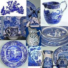 China and Porcelain