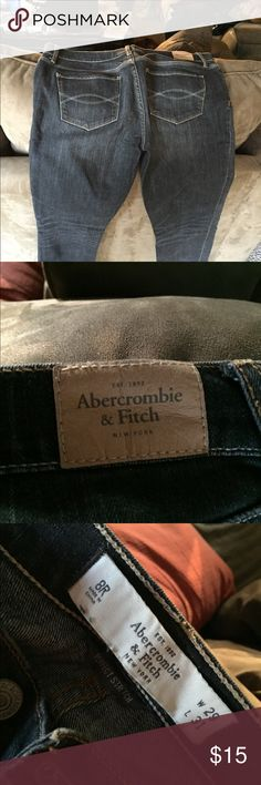 Abercrombie & Fitch Abercrombie & Fitch New York Jeans Abercrombie & Fitch Jeans Skinny