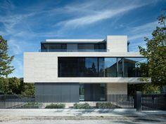 Axthelm Architekten, Neubau eines privaten Wohnhauses, Potsdam