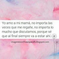 Mi madre es la mas hermosa de todo el universo  #Frases #Español #Madre
