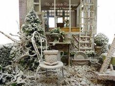 Oui, la neige… même si c'est assez vite dit… Car tout le monde a vu de gros flocons de neige tomber sur Paris, hier vers midi… tout le monde… sauf moi… Qu'à cela ne tienne, ça fait plus d'un an que je guette le moment de diffuser les photos que vous allez voir. Attendant la neige avec une très grande impatience, l'année dernière, je pensais vraiment qu'elle arriverait à Paris comme à son habitude (quand elle veut bien venir… ) entre janvier et mars… J'avais alors déjà...