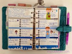 My Purpley Life: My Filofax Week #41