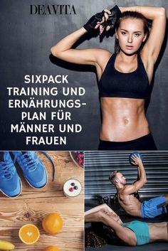 In diesem Beitrag haben wir viele Übungen für ein effektives Sixpack Training für Männer und Frauen zusammengestellt, die Sie in Ihren Trainingsplan übernehmen können. Und da beim Abnehmen Workout und Ernährung Hand in Hand gehen, haben wir im zweiten Teil des Artikels einen Sixpack Ernährungsplan bereitgestellt.