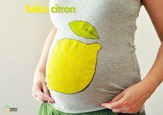 DIY : un petit citron pour une annonce spéciale