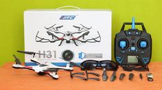 Review: JJRC waterproof quadcopter  some assembly required
