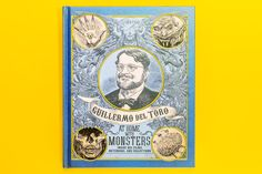 Check out Guillermo del Toro: At Home with Monsters from Verge's 2016 Holiday Gift Guide http://www.theverge.com/a/holiday-gift-ideas-2016?utm_medium=social&utm_source=pinterest#at-home-with-monsters