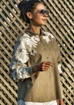 Fabulous Crochet a Little Black Crochet Dress Ideas. Georgeous Crochet a Little Black Crochet Dress Ideas. Fashion Night, Look Fashion, Fashion Outfits, City Fashion, Fashion Edgy, Fashion Spring, Fashion 2017, Fashion Trends, Cut Up Shirts