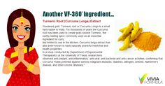 Another VF-360® Defense System Ingredient... For more about VF-360 and captivating facts about all its 93 ingredients visit ViviaFormula.com