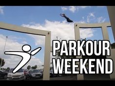 Parkour Weekend | West Coast Family {French Traceurs}
