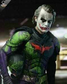 Holy crap, Batman.