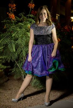 Giovanna  Formal by VirtuousProm on Etsy, $135.00