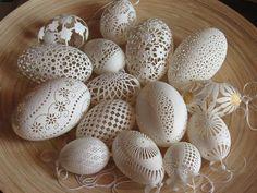 Eggs--3D printed food