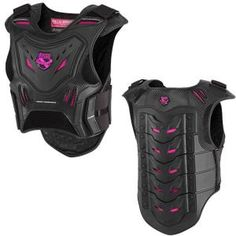 Icon Women's Stryker Vest**Low profile back armor with high profile design. Back protection for tactical riding. The original Field Armor vest set a benchmark in the back protector world - the Stryker ups the ante. The back protector is loaded with d3o intelligent foam and full CE approval, the Field Armor Stryker Vest back armor is designed to take hits you hope will never come. Rock it under your jacket or over a hoody - just wear it.