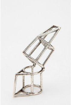 UrbanOutfitters.com > Chrishabana Cage Finger Brace