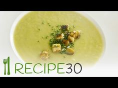 The Classic Leek And Potato Soup Recipe – Easy Meals with Video Recipes by Chef Joel Mielle – Easy Soup Recipes, Vegetarian Recipes, High Carb Fruits, Keto Flour, Pescatarian Diet, Recipe 30, Mindful Eating, Soup And Sandwich, Potato Soup