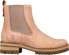 Timberland Women's Courmayeur Valley Chelsea Boots Timberland Damen-Chelsea-Stiefel, Courmayeur Valley, Rot Timberland Stiefel Outfit, Timberland Outfits, Timberland Boots Women, Timberland Fashion, Slip On Boots, Shoe Boots, Ankle Boots, Women's Shoes, Timberland Waterproof Boots