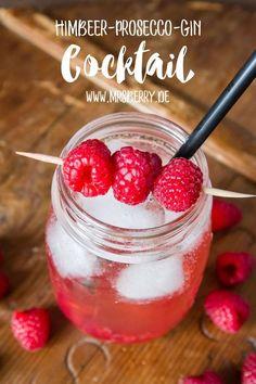 Muttertagsgeschenke: Gin-Cocktail-Party mit Rezept für Himbeer-Prosecco-Gin Cocktail