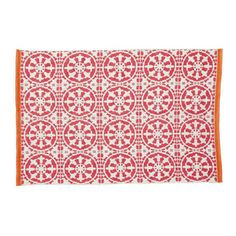 Teppich rosa/orange Santorin 140x200