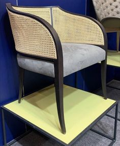 Luxury can armchair perfect for hotel or restaurant area. Cane Furniture, Luxury Furniture, Furniture Design, Outdoor Chairs, Outdoor Furniture, Outdoor Decor, Restaurant Furniture, Contract Furniture, Cologne
