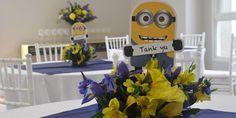 74 dicas de decoração para festa infantil Minions
