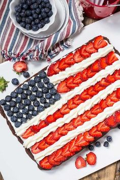 holidays in july Dazzle your guests with Fourth of July party ideas around food, decorations, desserts and more. RetailMeNot has tips to save you on the patriotic bash. 4th Of July Cake, Fourth Of July Food, 4th Of July Celebration, 4th Of July Party, Fourth Of July Recipes, Usa Party, Patriotic Desserts, 4th Of July Desserts, Patriotic Party