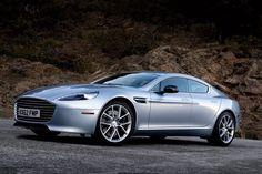 Photo courtesy of Dominic Fraser/Aston Martin